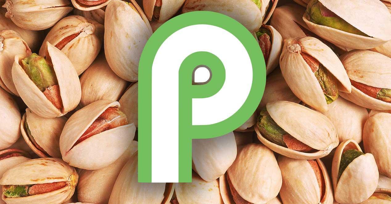 android p 9.0 pistachio