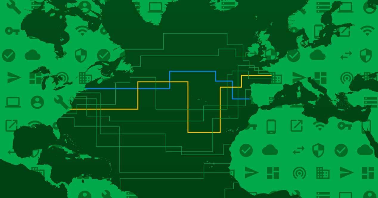 cable submarino google