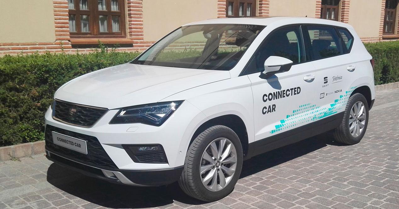 coche conectado 5G