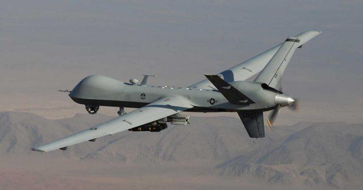 dron mq-9a hacker