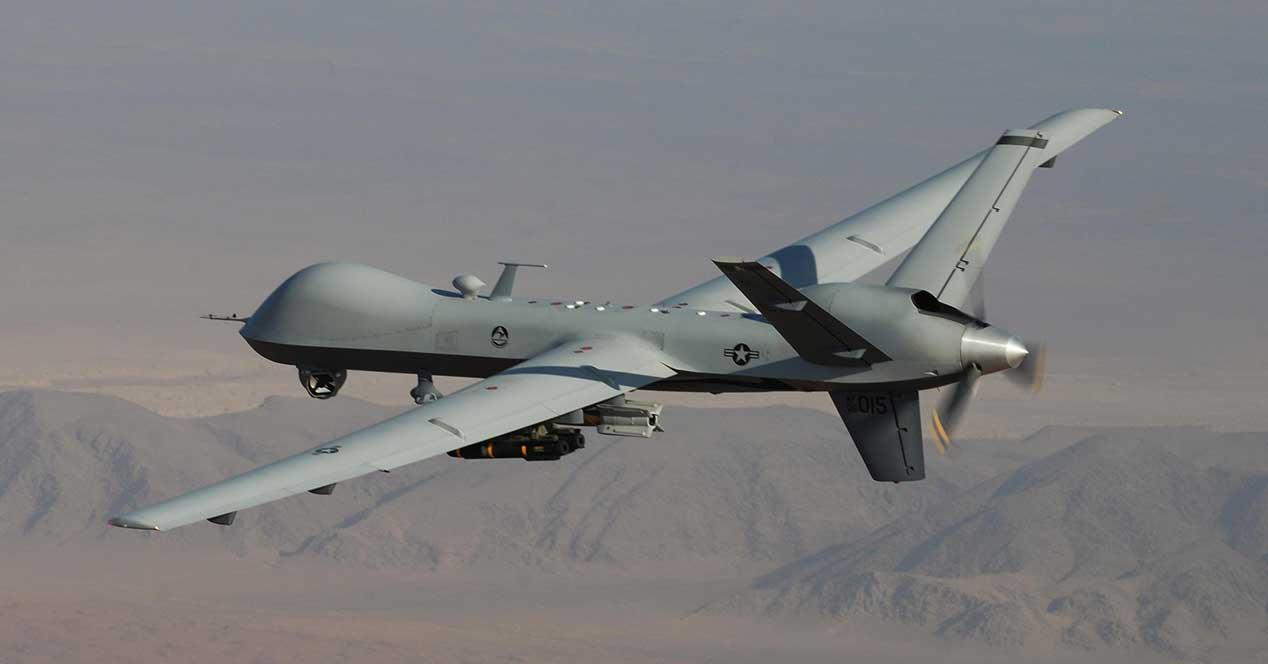 dron mq-9a
