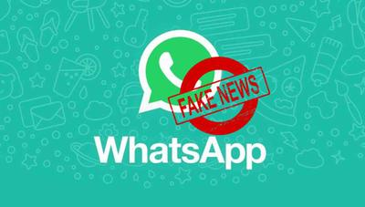 WhatsApp lanza un concurso: 50.000 dólares para combatir las 'fake news'
