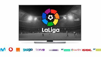 Dónde ver el fútbol en la tele, en directo y online: temporada 2018-2019
