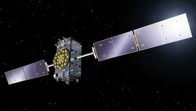 Galileo, el GPS europeo, ya tiene 26 satélites en el espacio