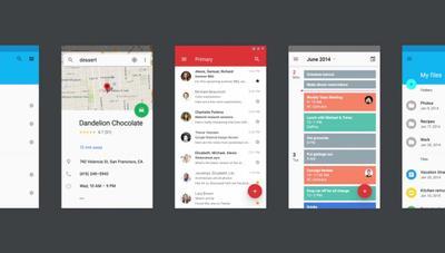 Un vídeo muestra los cambios de Material Design 2 para Gmail, Google Fotos y otras