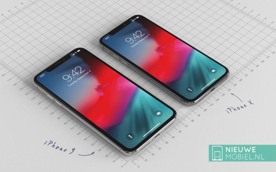 Cómo será la nueva línea de iPhone X que prepara Apple