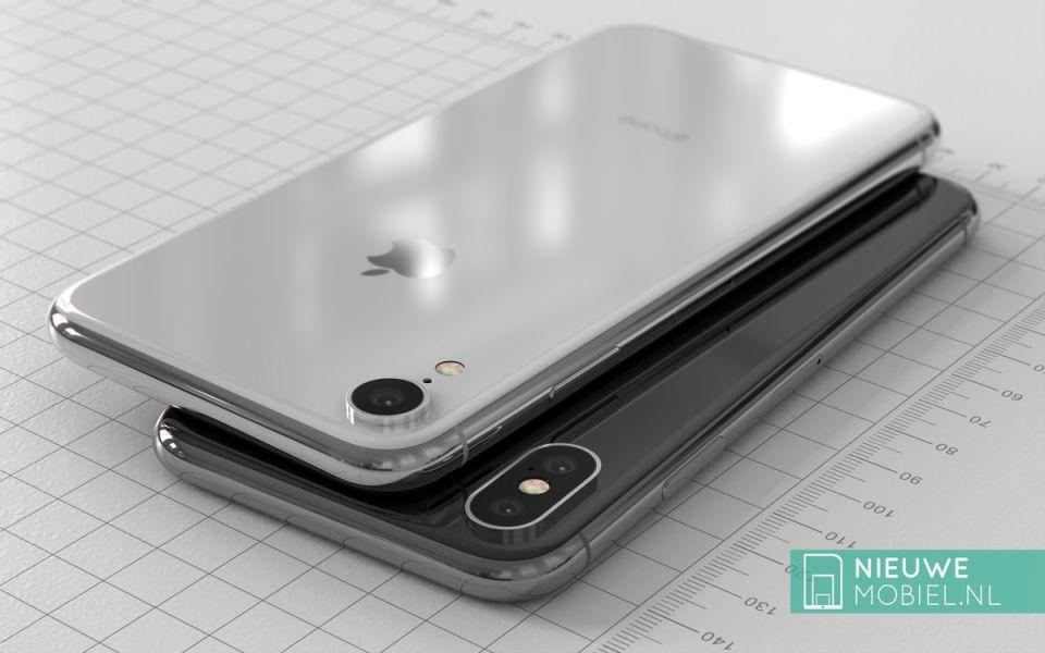 Nuevos colores para los iPhone de 2018 ¿sabes cuáles serán?