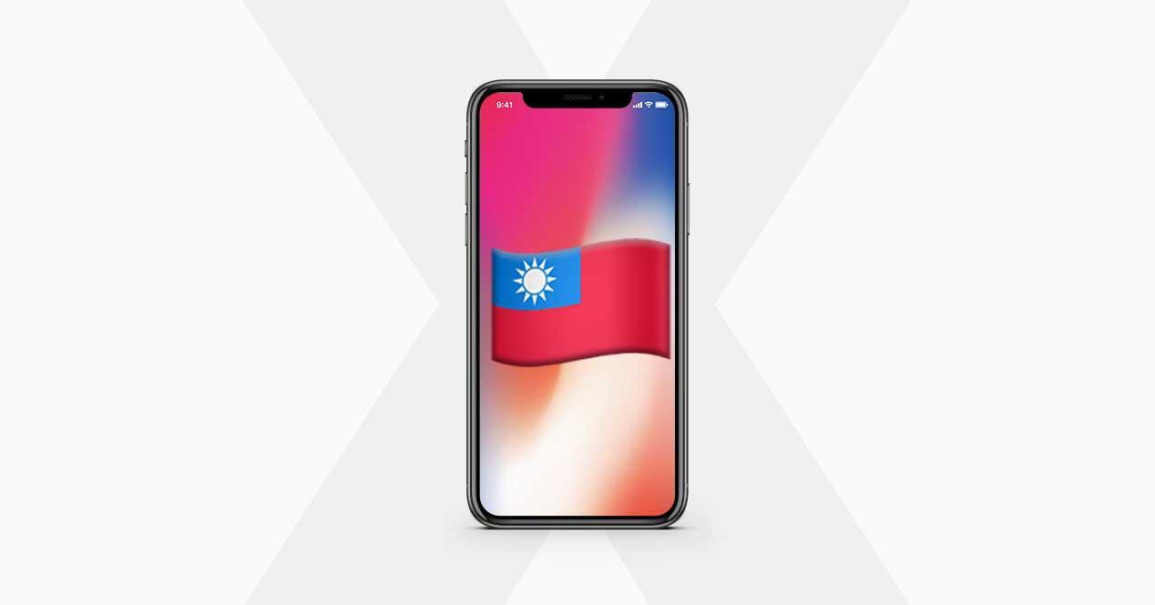 Ver noticia 'Noticia 'Los iPhone se han bloqueado durante 2 años si escribías Taiwán o usabas el emoji de su bandera''