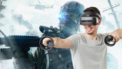 Realidad virtual con Lenovo: en tu PC o en cualquier parte con sus gafas VR
