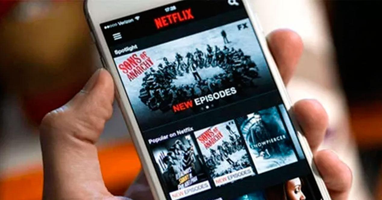 Ver noticia 'Noticia 'Los móviles, elementos clave para explicar el éxito de plataformas como Netflix o Spotify''