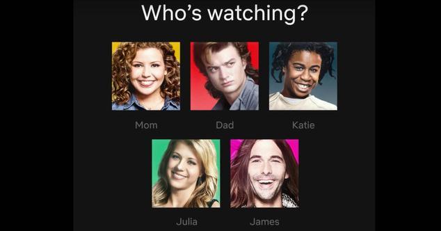 Ver noticia 'Netflix renueva los iconos de usuario con avatares de personajes de sus series'