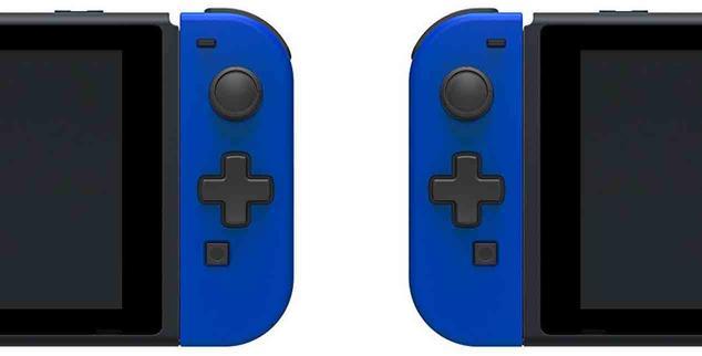 Ver noticia 'Pronto tendremos un Joy Con para Nintendo Switch con cruceta clásica'