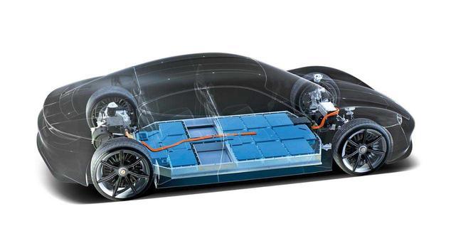 Ver noticia 'Porsche Taycan: el deportivo eléctrico confirma sus 600 CV y 500 km de autonomía'