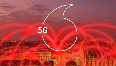 Vodafone lanzará 5G para sustituir al ADSL o en zonas rurales donde no hay fibra