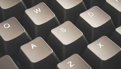 ¿Por qué se usa WASD en el teclado para jugar?