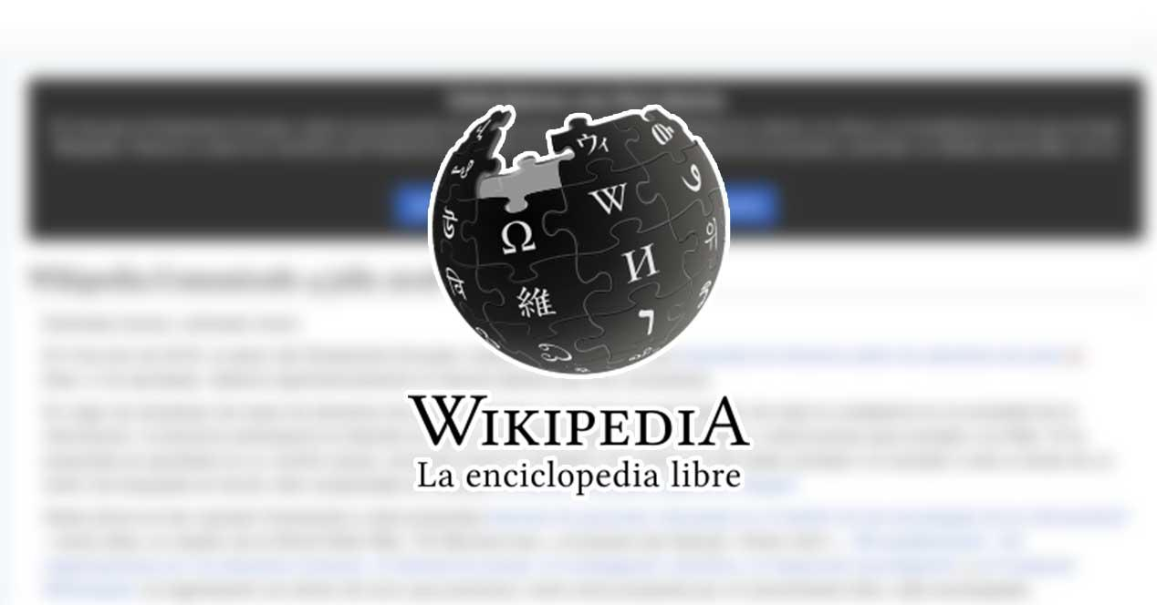 wikipedia bloqueo