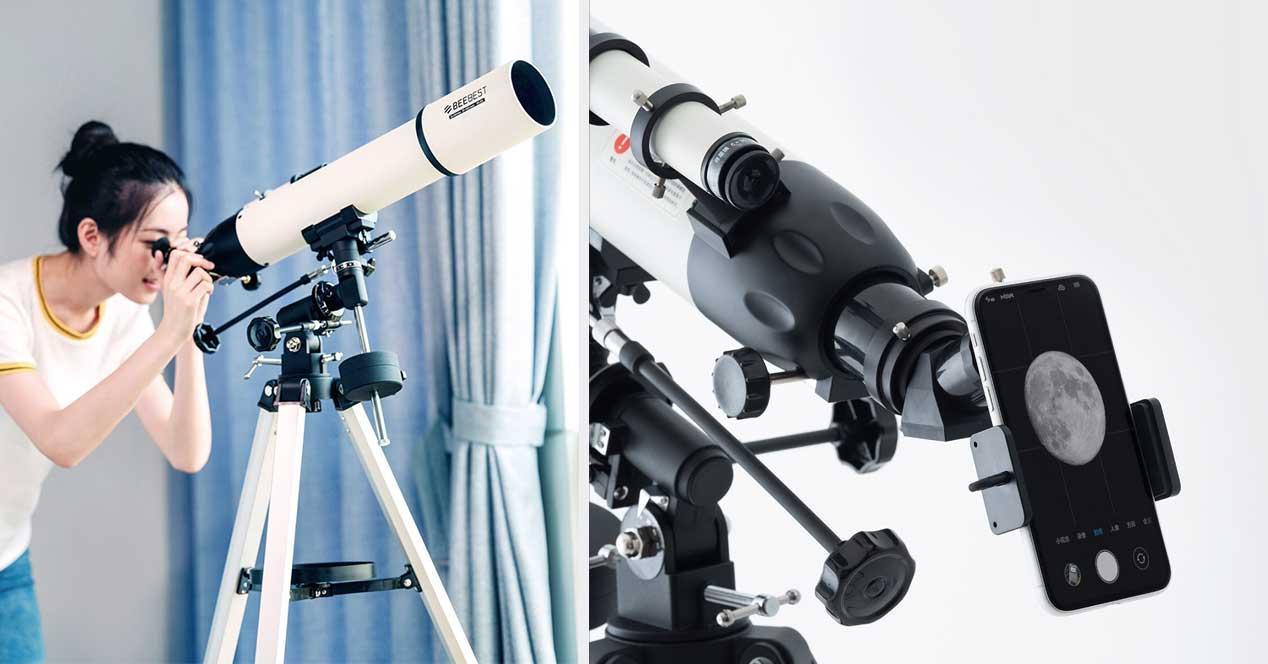 Resultado de imagen para Telescopio