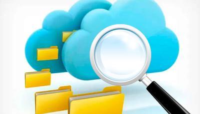 Cómo buscar archivos en distintos servicios en la nube de una sola vez