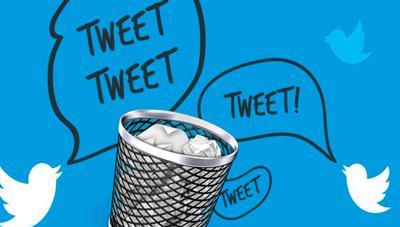 Cómo borrar tweets entre un rango de fechas determinado