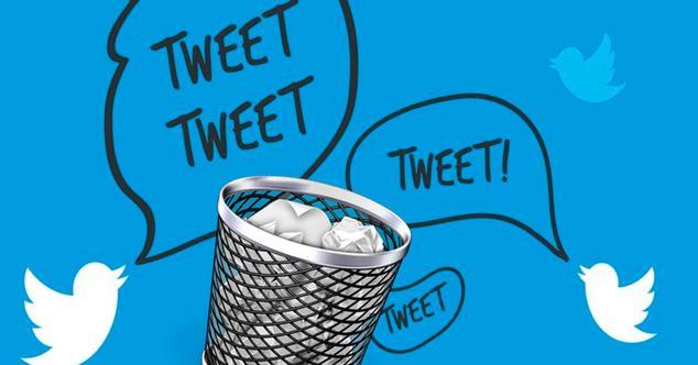Ver noticia 'Cómo borrar tweets entre un rango de fechas determinado'