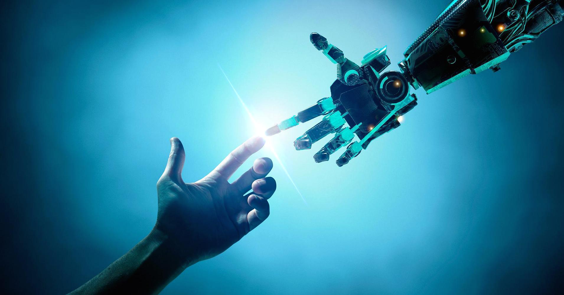 Inteligencia Artificial brazos