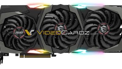 Filtradas las primeras imágenes de las NVIDIA GeForce RTX 2080 y 2080 Ti, y confirmada hora de presentación