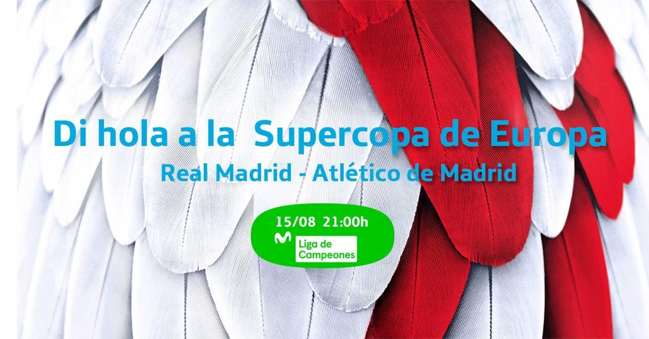 Super Copa Fútbol Movistar