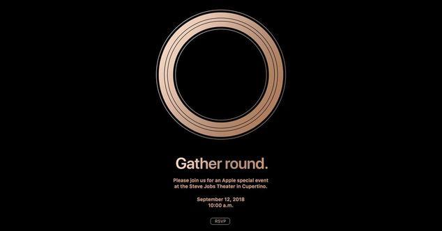 apple presentacion keynote 2018