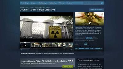 CS:GO Free Edition: Valve lanza una versión gratis del juego