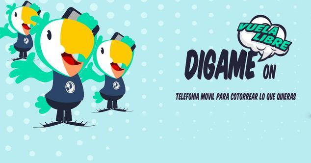 Ver noticia 'Llamadas ilimitadas y 25 GB en 4G por 20 euros, nuevo OMV Dígame'