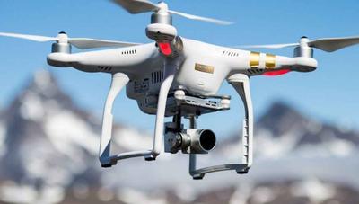 El Bluetooth puede ayudar a identificar drones y su posición de vuelo