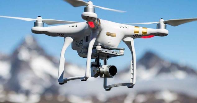 Ver noticia 'El Bluetooth puede ayudar a identificar drones y su posición de vuelo'