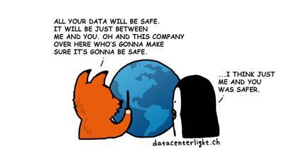 Firefox permitirá a otras empresas saber qué páginas visitas