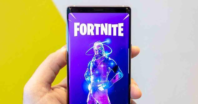 Ver noticia 'Fortnite para Android ya se puede instalar en cualquier móvil, pero jugar aún no'