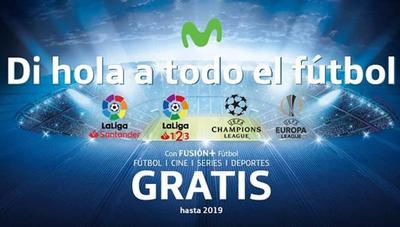 Movistar Liga de Campeones ya disponible: así queda todo el fútbol en Movistar+ con sus cinco canales