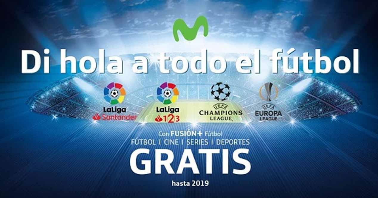 Ver noticia 'Noticia 'Movistar Liga de Campeones ya disponible: así queda todo el fútbol en Movistar+ con sus cinco canales''