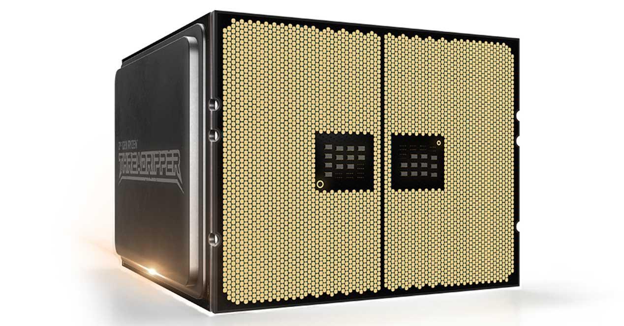 AMD Ryzen Threadripper de 2ª generación empieza en preventas