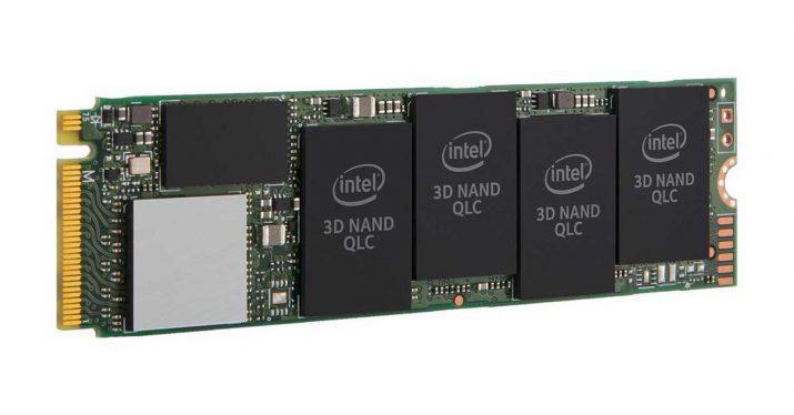 intel 660p qlc