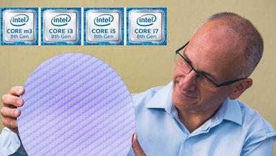 Intel lanza sus procesadores Whiskey Lake y Amber Lake para portátiles: más rendimiento, más batería y mejor WiFi