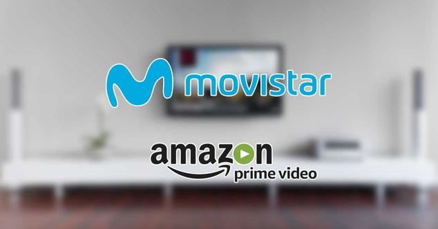 movistar amazon prime video telefonica