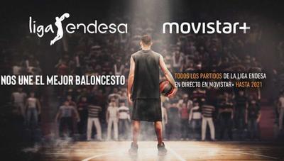Movistar se hace con los derechos de la ACB para las tres próximas temporadas