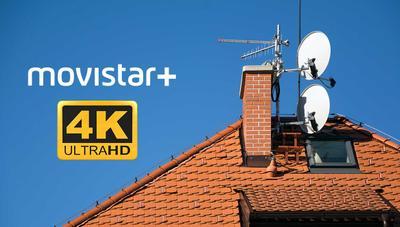 Movistar también emitirá en 4K a través de satélite a partir del año que viene