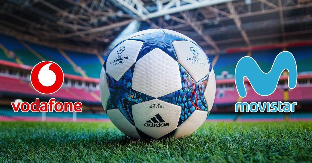 movistar vodafone futbol denuncia