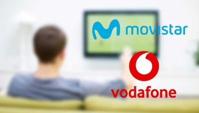 Movistar y Vodafone lanzan ofertas de hasta el 50% en convergentes durante un año