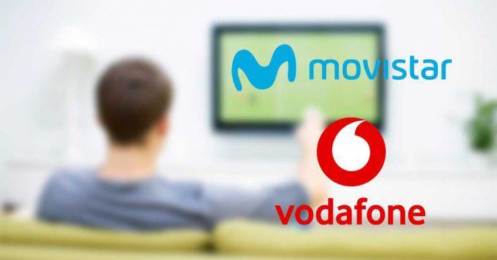 movistar vodafone ofertas agosto 2018
