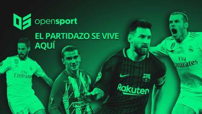 Opensport emitirá todo el fútbol en streaming por 19,99 euros al mes, LaLiga y Champions incluida