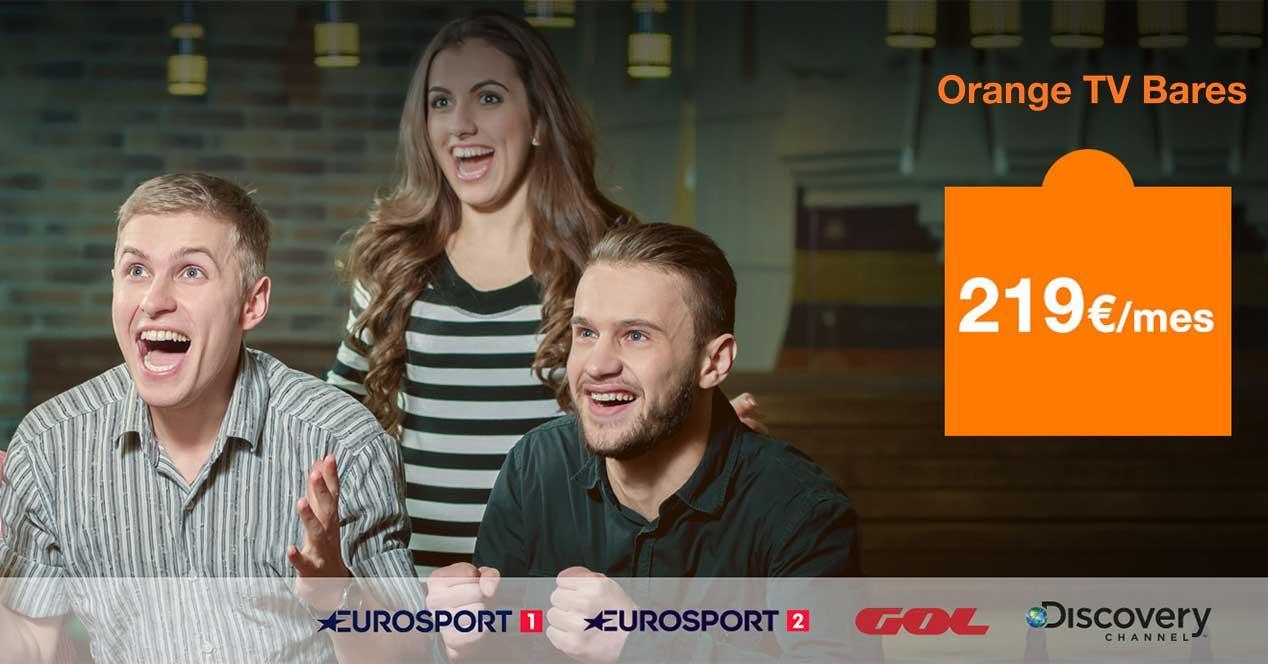orange tv bares 2018-19