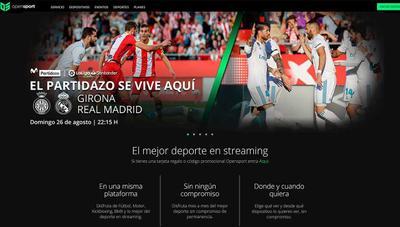 Opensport no emitió El Partidazo a pesar de haberlo anunciado durante toda la semana
