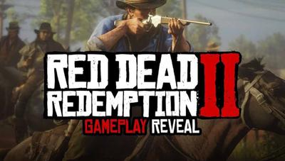 Red Dead Redemption 2: primer gameplay oficial en vídeo