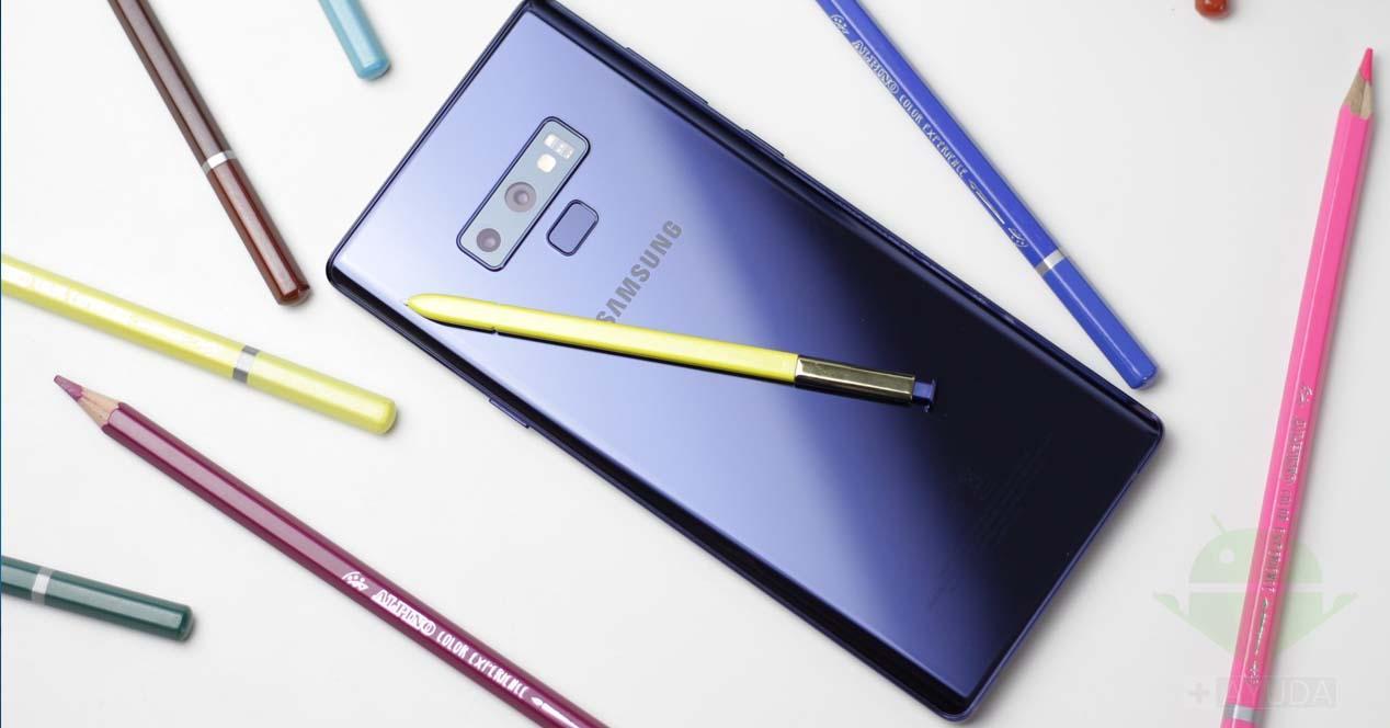 Ver noticia 'Noticia 'El Samsung Galaxy Note 9 renueva el título a mejor pantalla del mundo en un móvil''